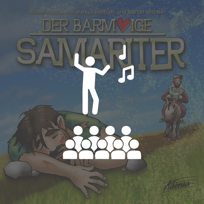 Aufführungsrecht - Der barmherzige Samariter