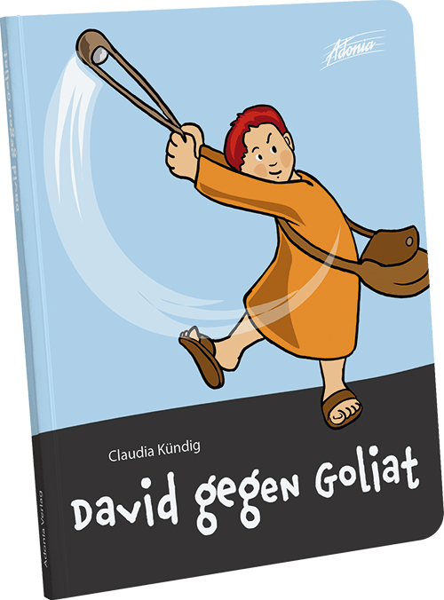 David gegen Goliat - Bilderbuch
