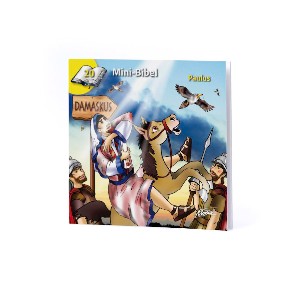 Mini-Bibel 20 - Paulus