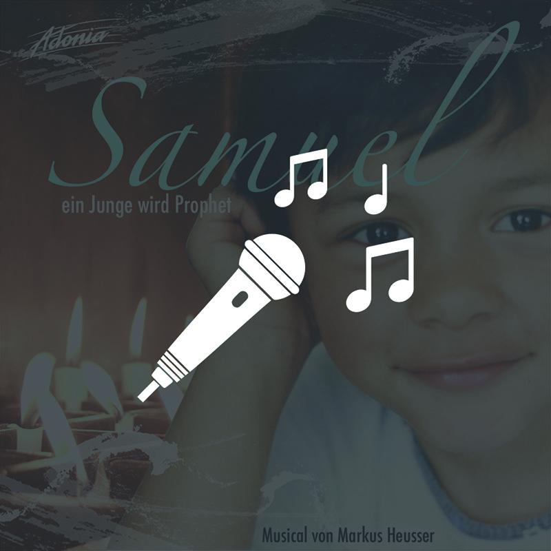 Playback-CD - Samuel