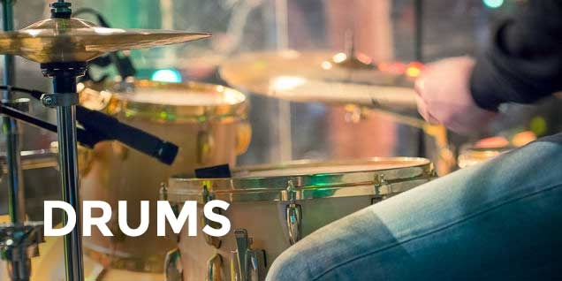 LIVE Unterricht Drums | Talentschule