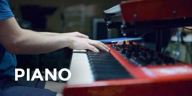 Piano Freie Liedbegleitung Einsteiger | Talentschule