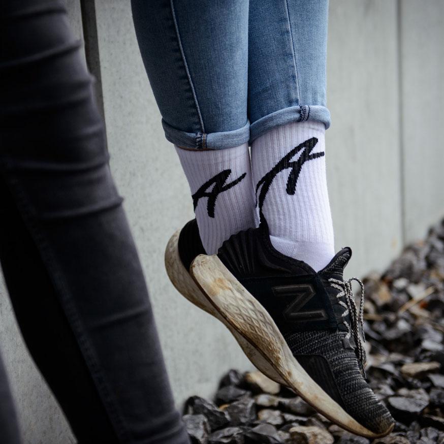 Adonia Socken Paar