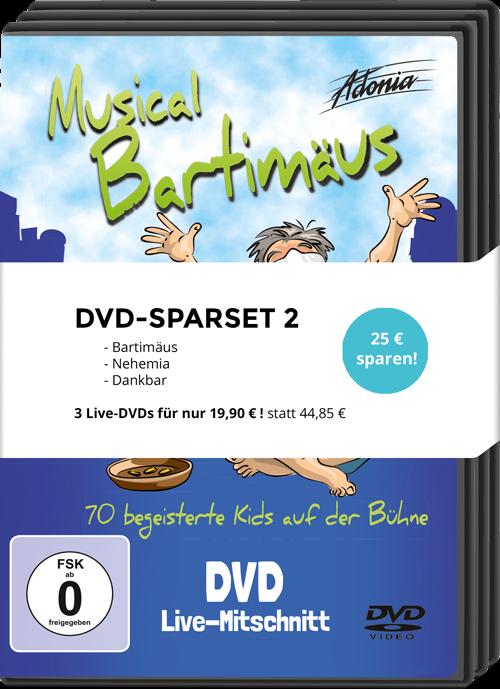 DVD - Sparset 2
