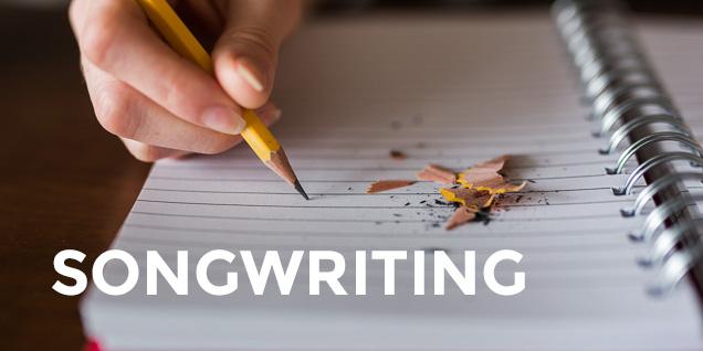 LIVE Unterricht Songwriting | Talentschule