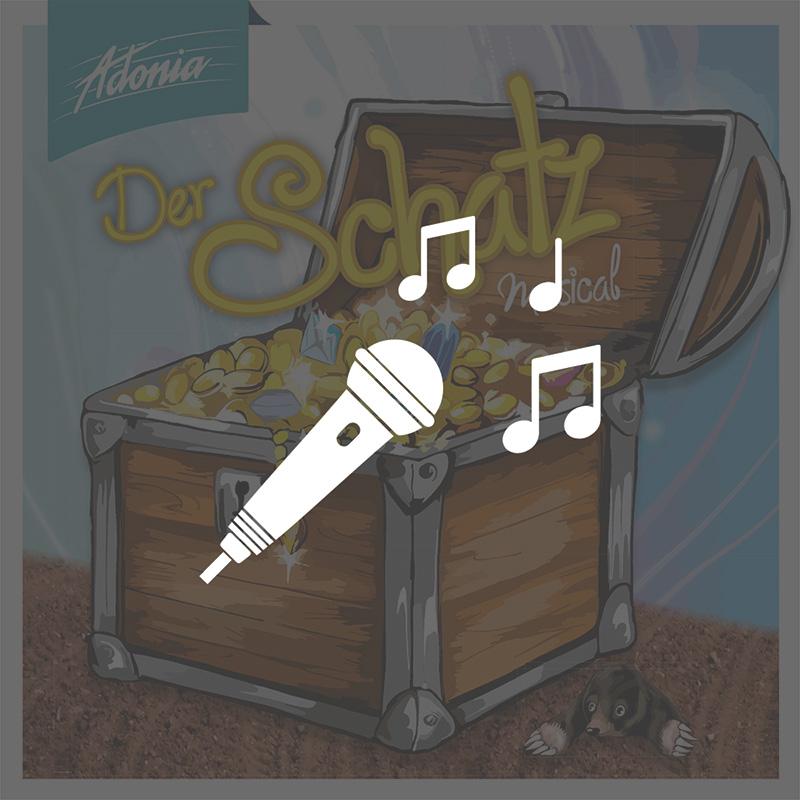 Playback-CD - Der Schatz