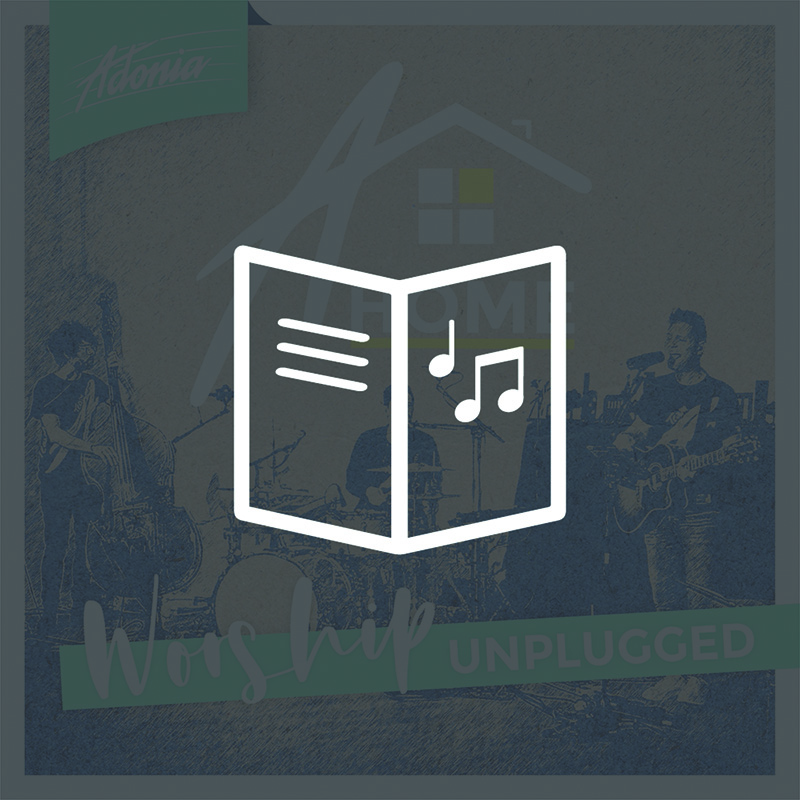Liederheft - HOME Worship Unplugged