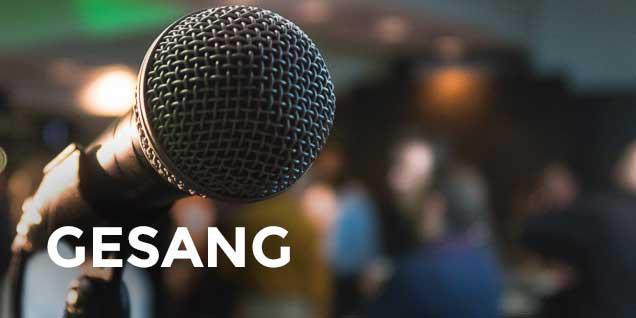 Gesang Einsteiger | Talentschule