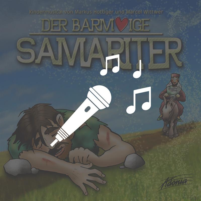 Playback-CD - Der barmherzige Samariter