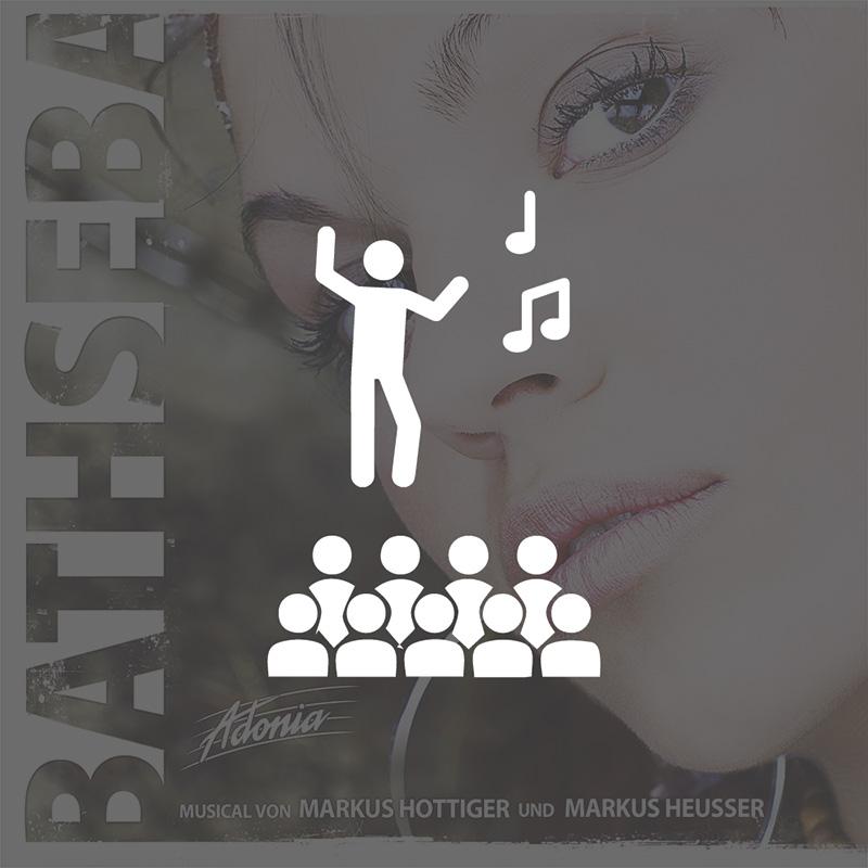 Aufführungsrecht - Bathseba