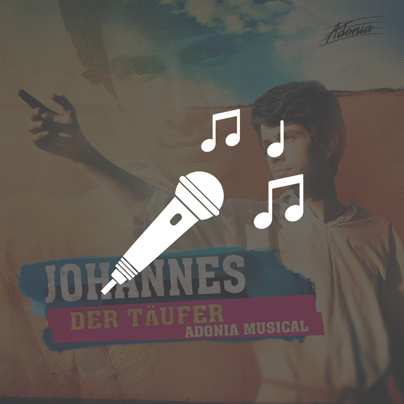 Playback-CD - Johannes der Täufer