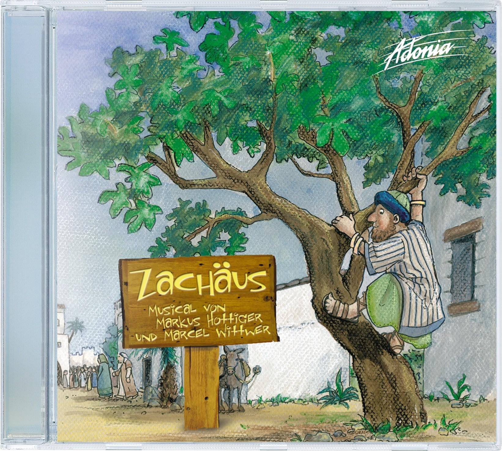 Album - Zachäus