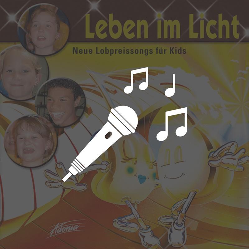 Playback-CD - Leben im Licht