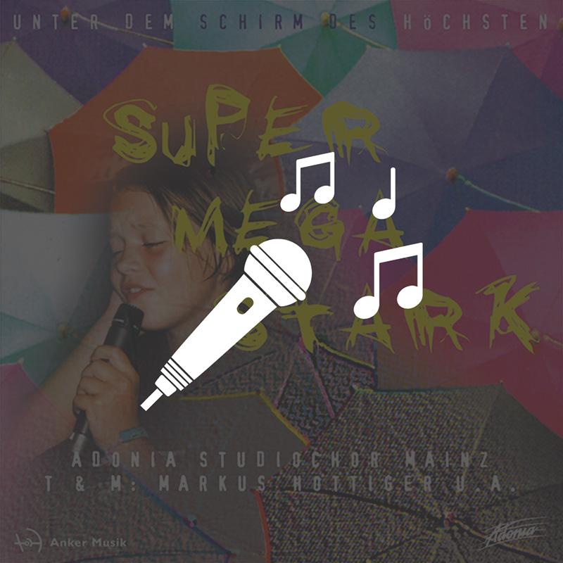 Playback-CD - Supermegastark