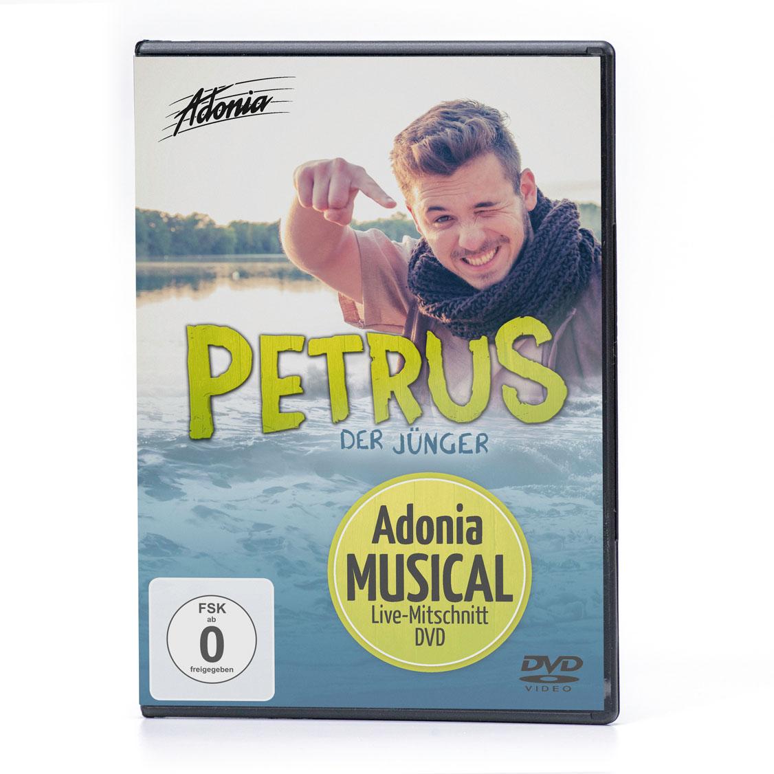 Live-Film - Petrus - der Jünger
