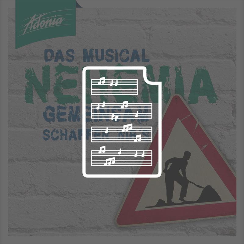Noten - Nehemia