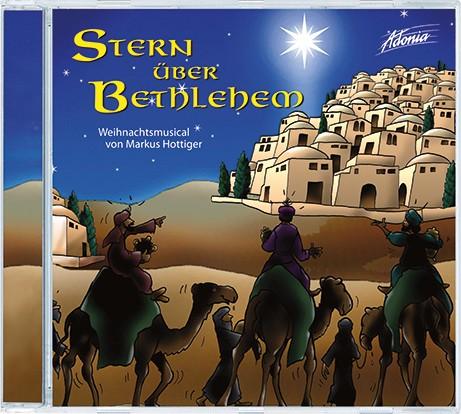 Stern über Bethlehem