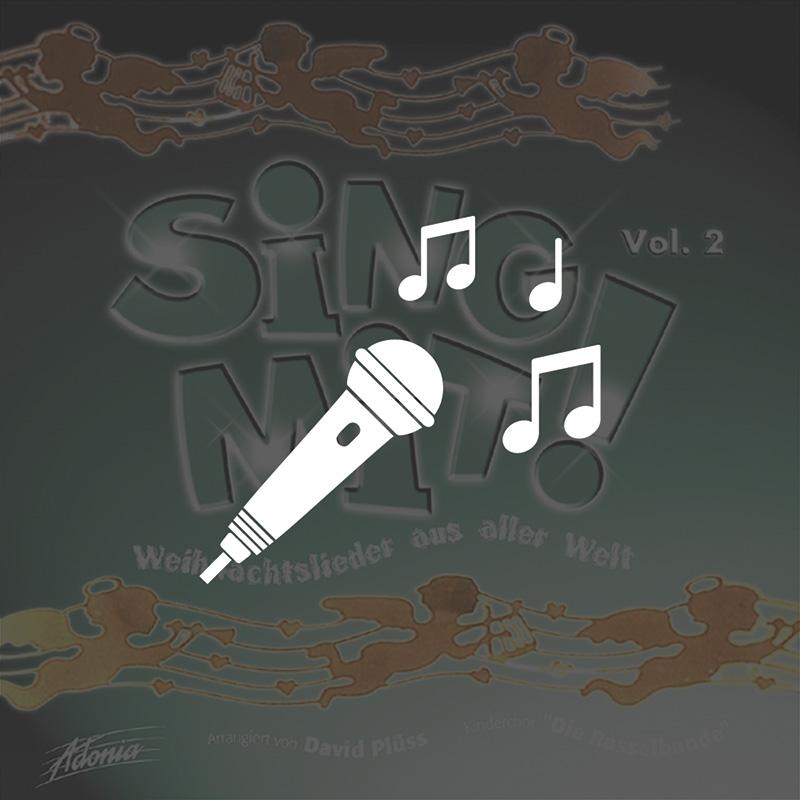 Playback-CD - Sing mit 2