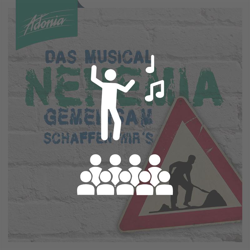 Aufführungsrecht - Nehemia