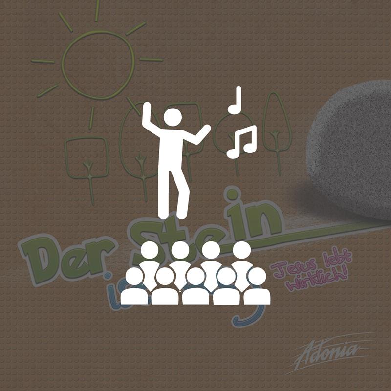 Aufführungsrecht - Der Stein ist weg