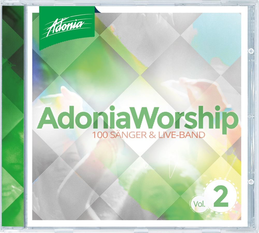 Album - Adonia Worship Vol.2