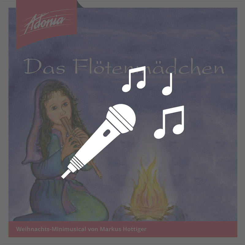 Playback-CD - Flötenmädchen