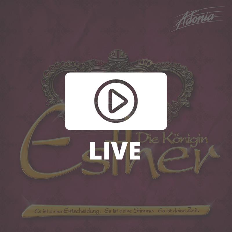 Live-Film - Esther - die Königin