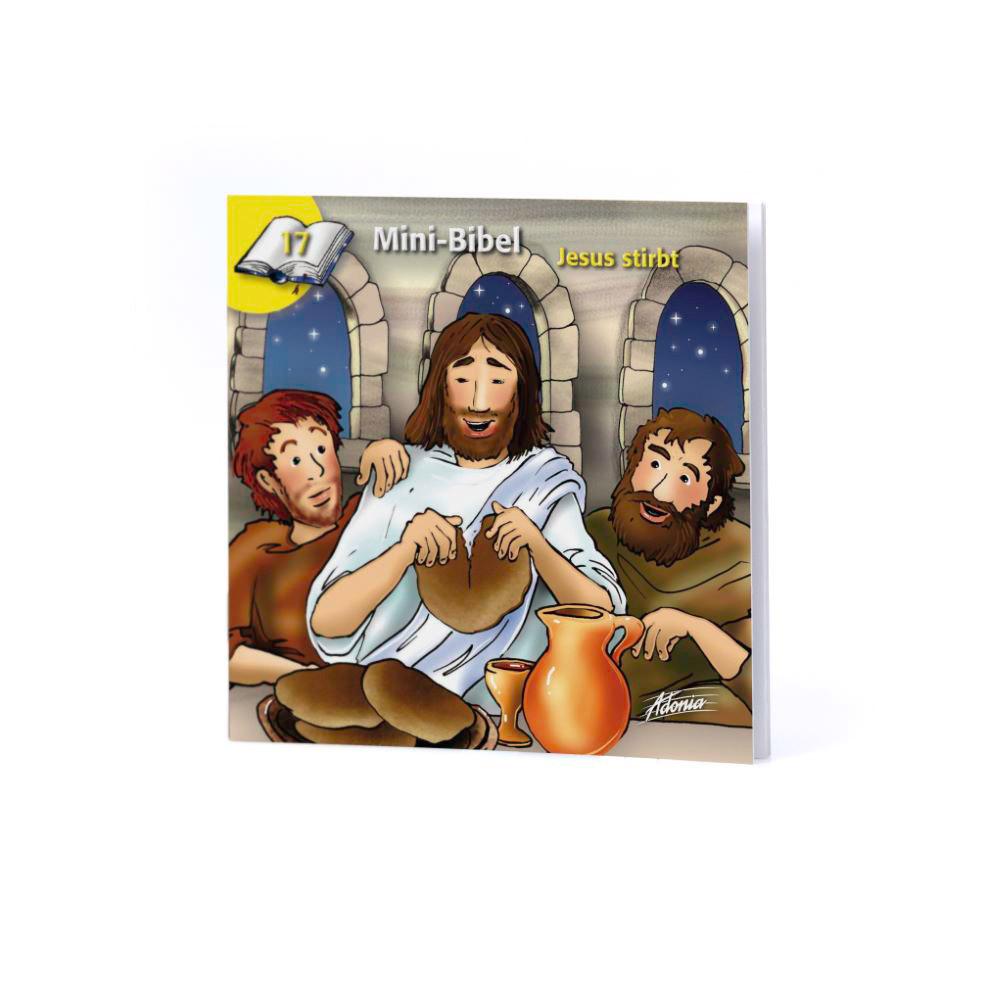 Mini-Bibel 17 - Jesus stirbt