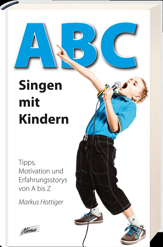 Cover ABC Singen mit Kindern