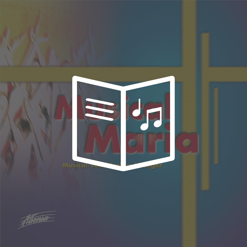 Lieder- und Textheft - Maria