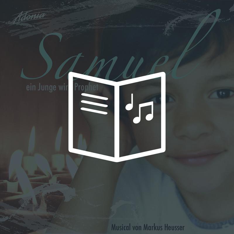 Lieder- und Textheft - Samuel