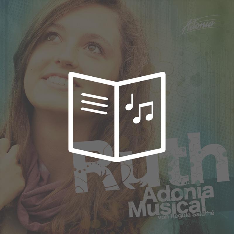 Lieder- und Textheft - Ruth