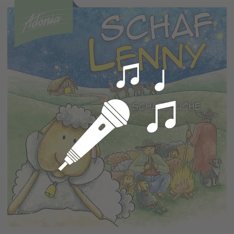 Playback-CD - Schaf Lenny