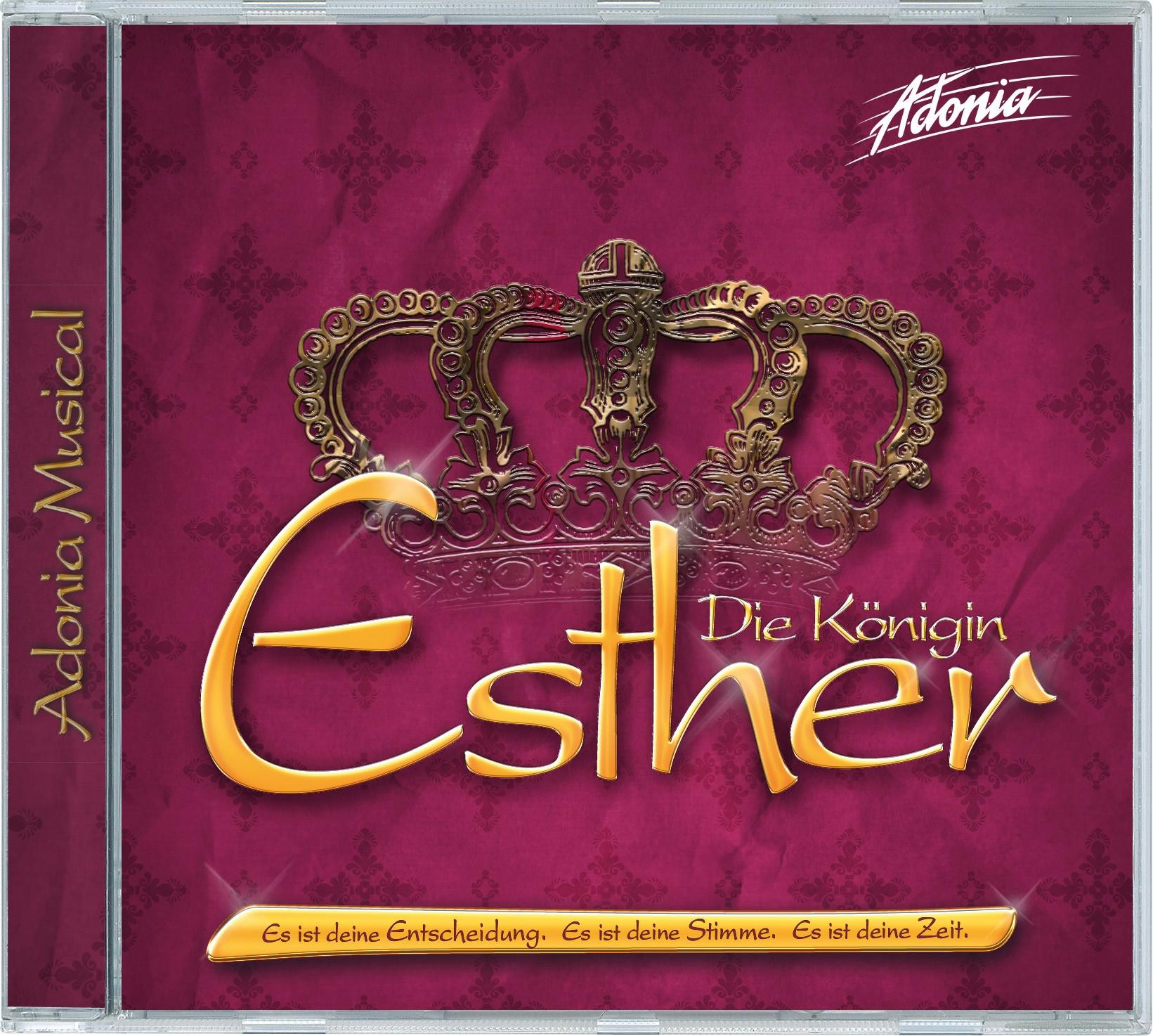 Album - Esther - Die Königin
