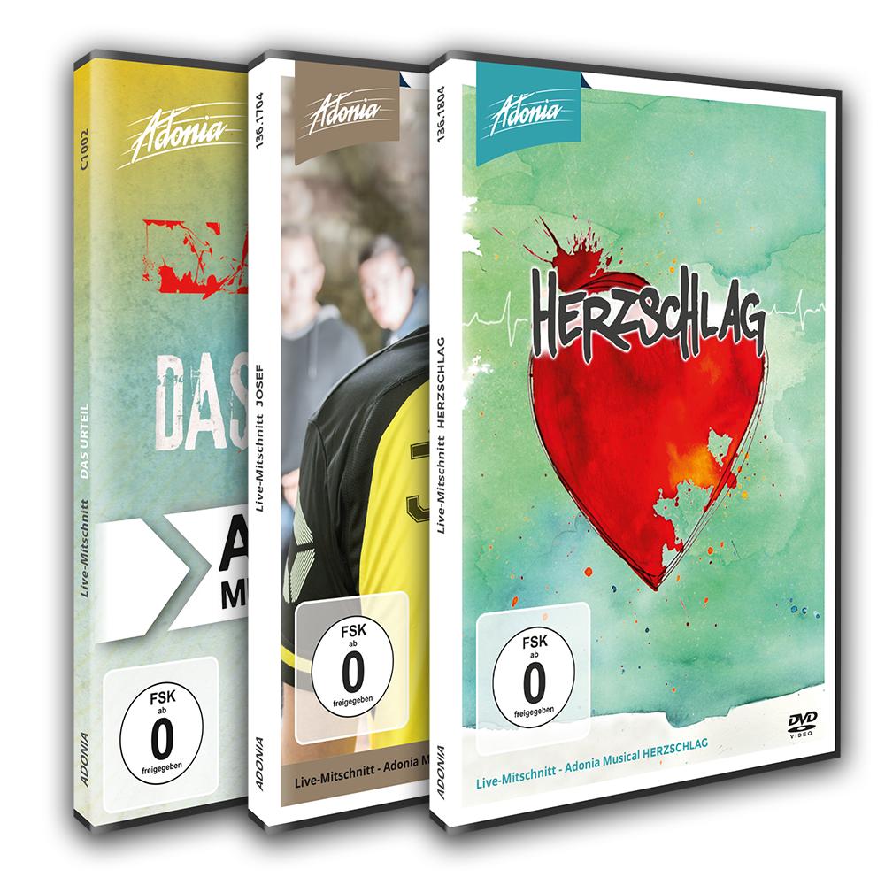DVD - Sparset 3 (Teens)