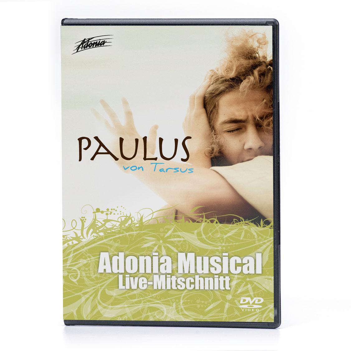 Live-Film - Paulus von Tarsus