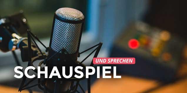 Schauspiel und Sprechen | Talentschule