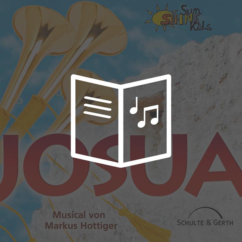 Lieder- und Textheft - Josua