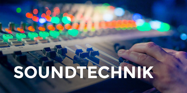 LIVE Coaching Soundtechnik | Talentschule