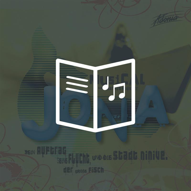 Lieder- und Textheft - Jona