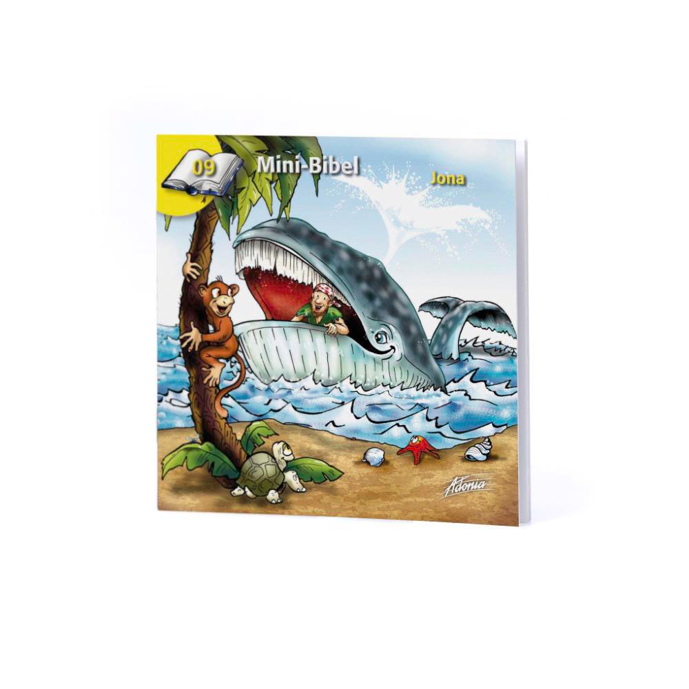 Mini-Bibel 09 - Jona