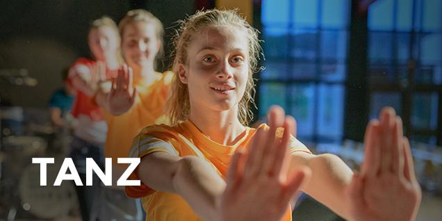 Tanz Fortgeschritten   Talentschule