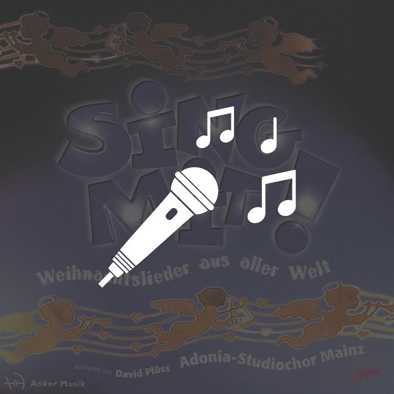 Playback-CD - Sing mit 1