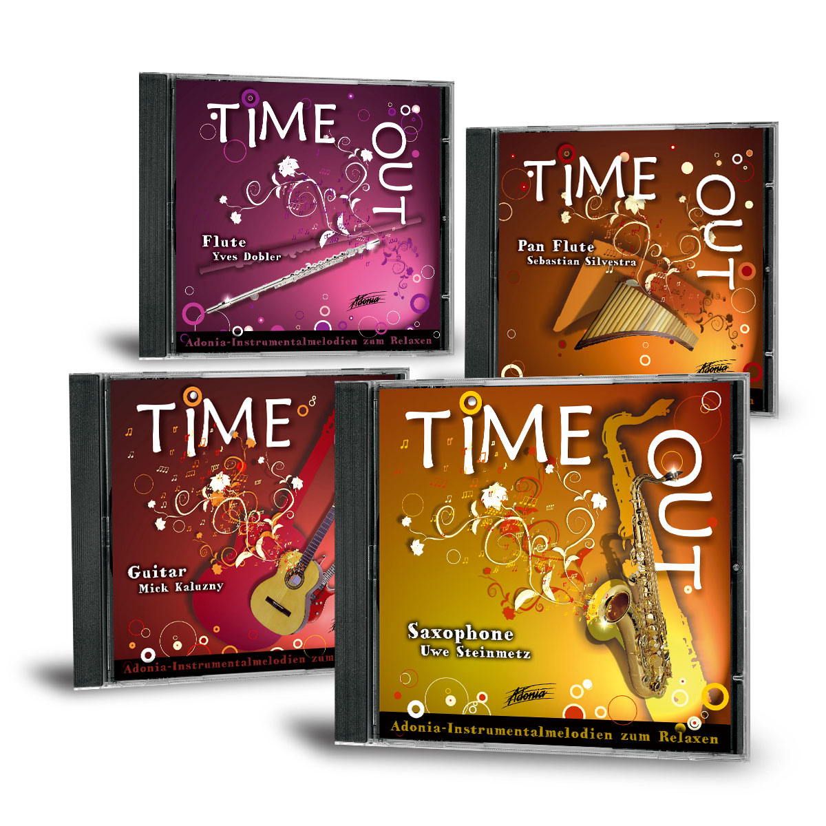 Time Out - Set (4 CDs)