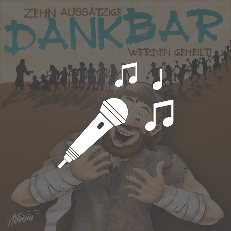 Playback-CD - Dankbar