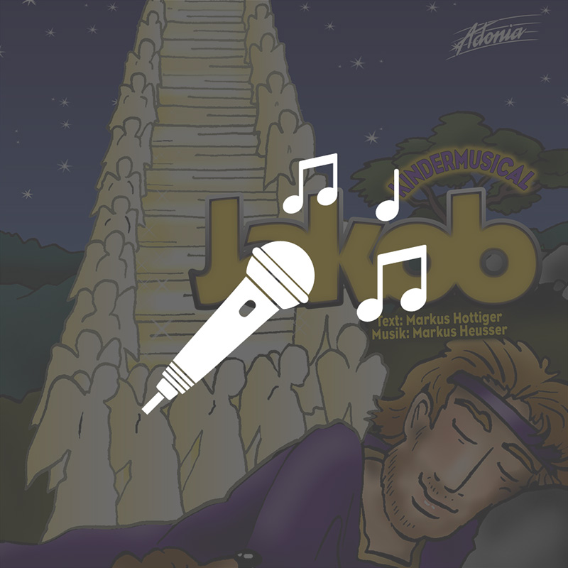 Playback-CD - Jakob