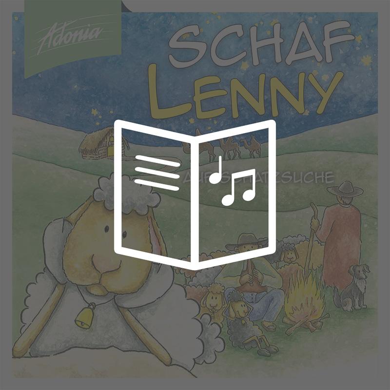 Lieder- und Textheft - Schaf Lenny