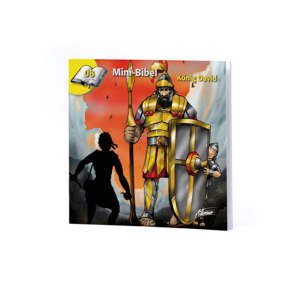 Mini-Bibel 08 - König David