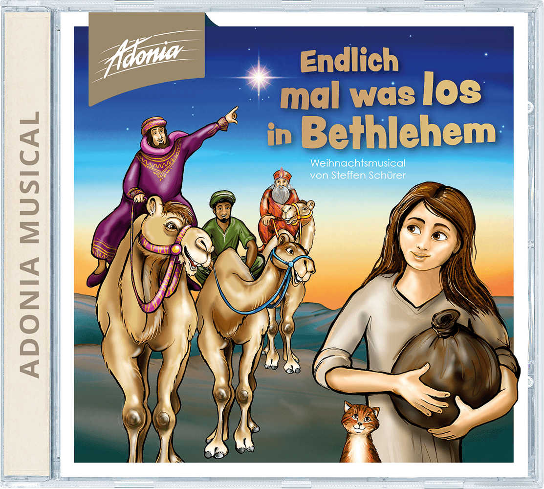 Album - Endlich mal was los in Bethlehem