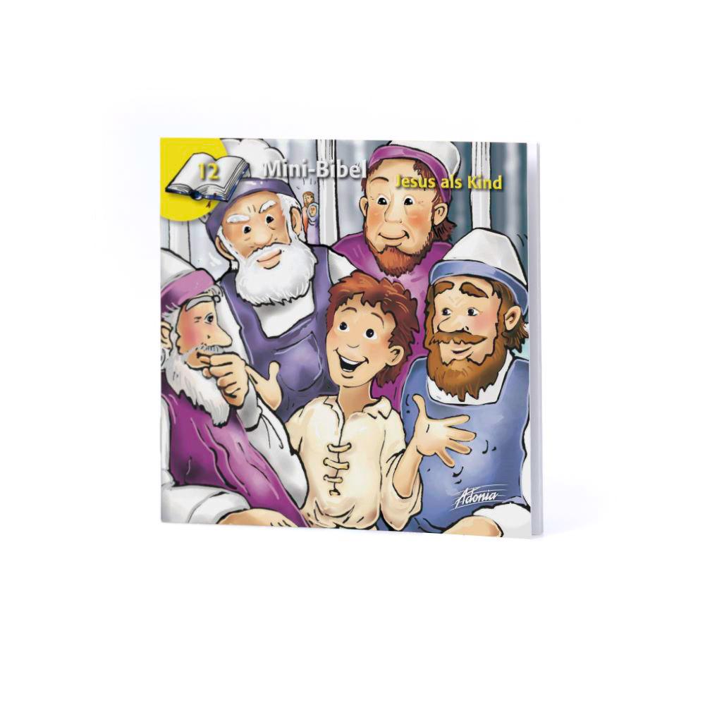 Mini-Bibel 12 - Jesus als Kind